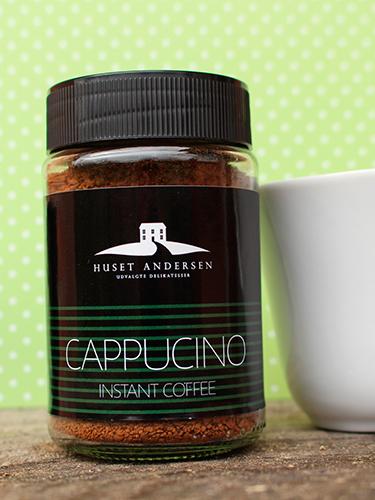 Kaffe Cappucino