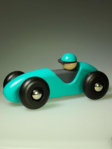 Træ legetøjs bil